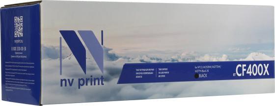 Фото - Картридж NV-Print CF400X для HP Laser Jet Pro M252 MFP M277 CF400A черный 2300стр картридж nv print cf400a для hp совместимый
