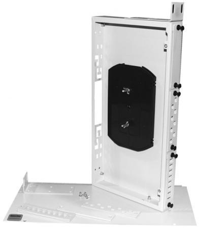 Бокс оптический Hyperline FO-19R-1U-3xSLT-W140H42-24UN-GY универсальный 19 от 8 до 24 портов mantra 5916