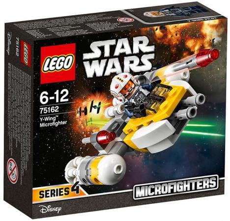 Конструктор LEGO Star Wars: Микроистребитель типа Y 75162 lego lego star wars призрак