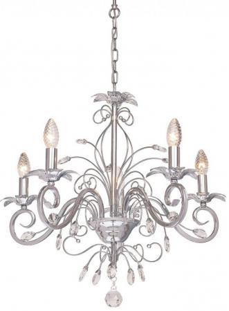 Подвесная люстра Silver Light Diana 725.54.5 silver light diana 508 43 1