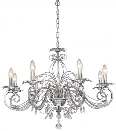 Подвесная люстра Silver Light Diana 725.54.8 silver light diana 508 43 1