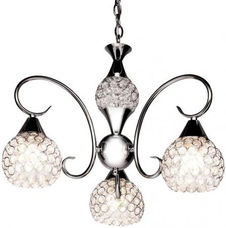 Подвесная люстра Silver Light Malika 126.54.3 подвесная люстра silver light malika 126 54 5
