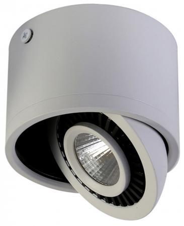 Потолочный светодиодный светильник Favourite Reflector 1775-1C встраиваемый светильник favourite conti 1557 1c