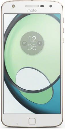 Смартфон Motorola Moto Z Play белый 5.5 32 Гб LTE NFC Wi-Fi GPS 3G XT1635-02 SM4425AD1U1 смартфон motorola moto c plus золотистый 5 16 гб lte wi fi gps 3g xt1723 pa800003ru