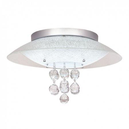 Потолочный светодиодный светильник Silver Light Diamond 845.50.7 потолочный светодиодный светильник silver light louvre 830 49 7
