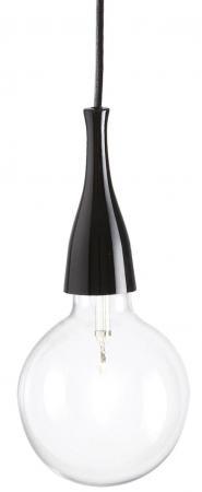 Фото - Подвесной светильник Ideal Lux Minimal SP1 Nero zota 27 lux