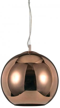 Подвесной светильник Ideal Lux Nemo Rame SP1 D30 ideal lux подвесной светильник ideal lux nemo rame sp1 d50