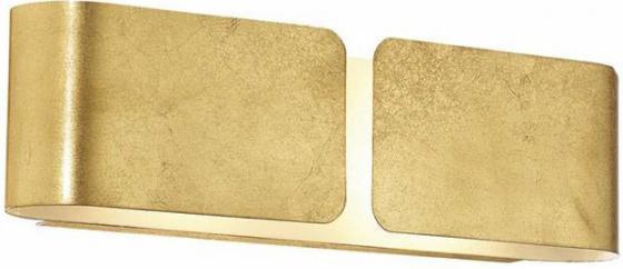 Настенный светильник Ideal Lux Clip AP2 Mini Oro ideal lux настенный светильник ideal lux clip ap2 mini oro