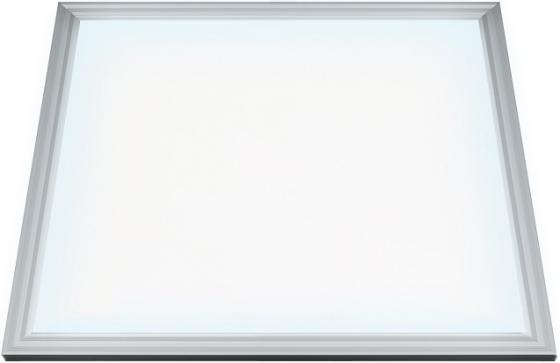 Потолочный светодиодный светильник (10886) Uniel 4000K ULP-6060-40/NW Prom-3/EMG Silver потолочный светодиодный светильник 09014 uniel prom 3 4000k ulp 3060 40 nw