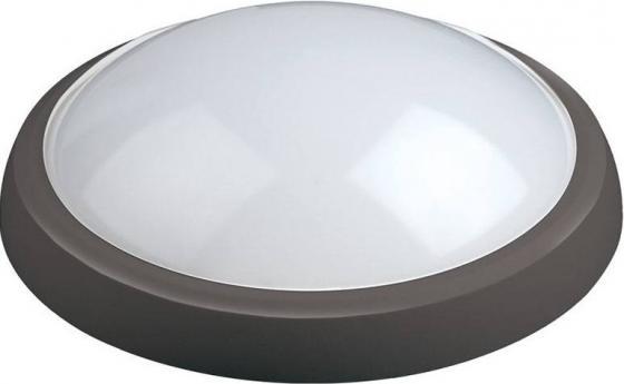 Пылевлагозащитный светодиодный светильник (11137) Uniel 5500K ULW-O04-12W/NW IP65 BLACK uniel ulo cl120 40w nw silver