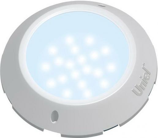 Пылевлагозащитный светодиодный светильник (09416) Мобула 4500K ULT-V19-8W/NW uniel ulo cl120 40w nw silver