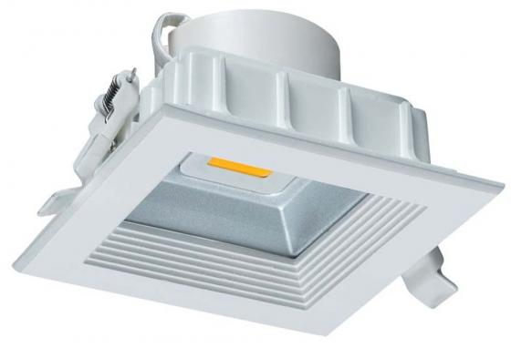 Светодиодный встраиваемый светильник (08579) Uniel 4200K ULT-D02C-10W/NW uniel ulo cl120 40w nw silver