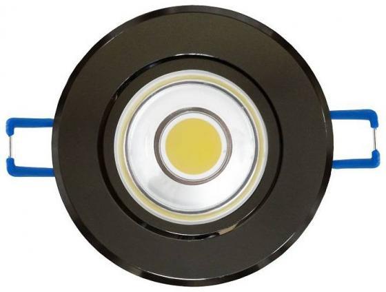 Светодиодный встраиваемый светильник (08786) Uniel 4500K ULM-R31-5W/NW IP20 Black Chrome светодиодный встраиваемый светильник 08786 uniel 4500k ulm r31 5w nw ip20 black chrome