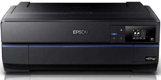 Принтер Epson SureColor SC-P800 цветной А2 2880x1440dpi Ethernet USB C11CE22301BX