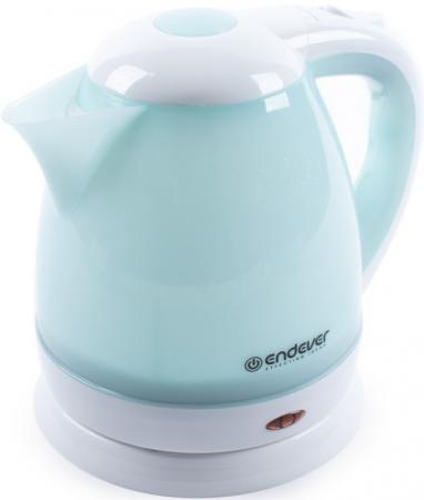 Чайник ENDEVER Skyline 2200 Вт бирюзовый 1.5 л пластик 347-KR стоимость