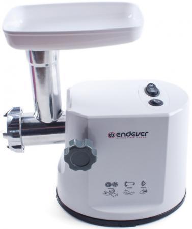 Мясорубка ENDEVER Sigma 32 1900 Вт белый клавиша смыва geberit sigma 50 белый хром 115 788 11 5
