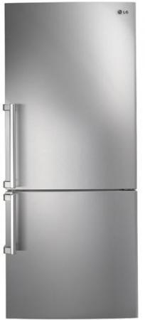 Холодильник LG GC-B519PMCZ серебристый lg gc m40bscvm