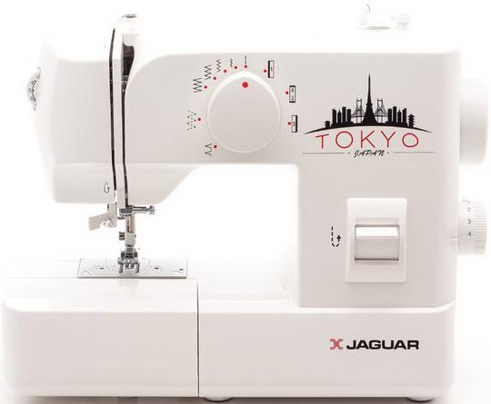 Швейная машина Jaguar mini 236 белый цена