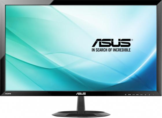 Монитор 24 ASUS VX248H черный TFT-TN 1920x1080 250 cd/m^2 1 ms HDMI VGA Аудио