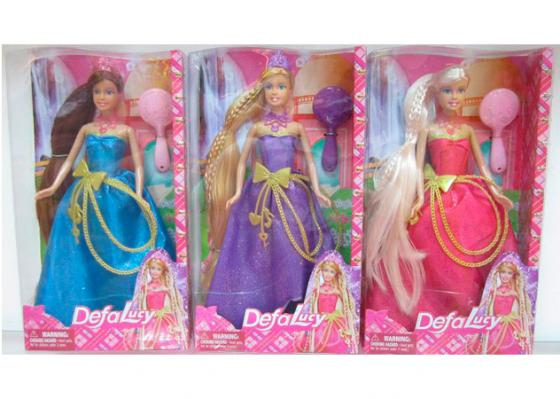 Кукла Defa Luсy с аксессуарами, в асс-те 8195 кукла defa lucy гимнастка 8352