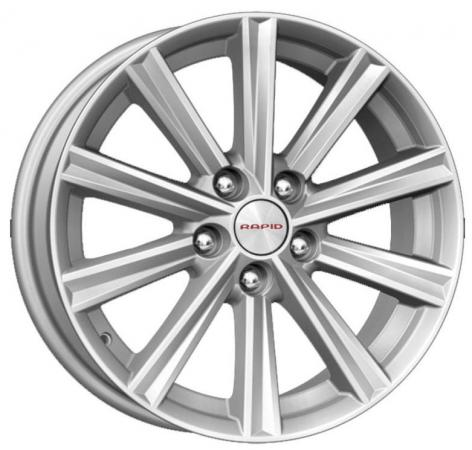 Диск K&K Toyota Camry V5 (КСr624) 7xR17 5x114.3 мм ET45 Сильвер 14397 toyota camry gracia mark ii qualis модели 2wd