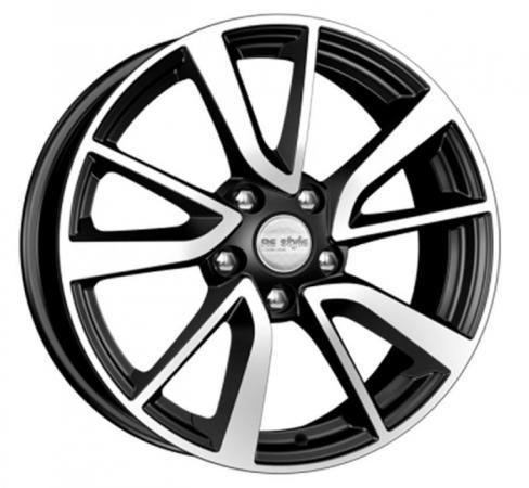 Диск K&K КСr699 7xR17 5x112 мм ET49 Алмаз черный колесные диски yamato asikaga esimoti 7x17 5x112 d57 1 et49 pure polar