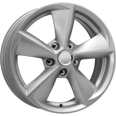 Диск K&K Honda Civic (КСr681) 6.5xR16 5x114.3 мм ET45 Сильвер