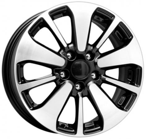 Диск K&K Volkswagen Passat (КСr688) 6.5xR16 5x112 мм ET42 Алмаз черный