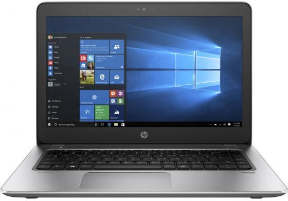 Ноутбук HP ProBook 440 G4 14 1366x768 Intel Core i5-7200U 500 Gb 4Gb Intel HD Graphics 620 серый Windows 10 Professional Y7Z73EA ноутбук hp probook 440 g4 14 intel core i7 7500u 2 7ггц 8гб 256гб ssd intel hd graphics 620 windows 10 professional y7z74ea серебристый