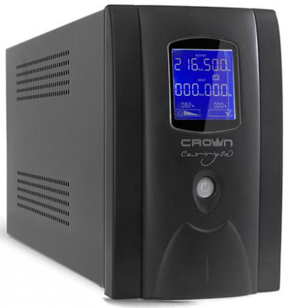 ИБП Crown CMU-SP800EURO LCD