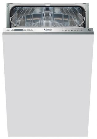 Посудомоечная машина Ariston LSTF 7B019 EU серебристый встраиваемая посудомоечная машина hotpoint ariston lstf 7b019