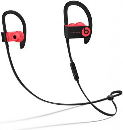 Наушники Apple Powerbeats3 Wireless Earphones красный MNLY2ZE/A наушники beats powerbeats3 wireless red mnly2ze a