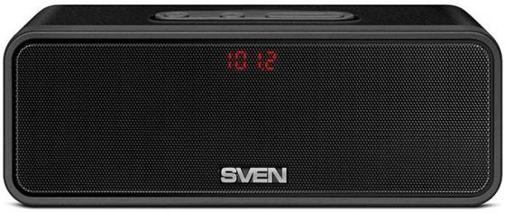 Портативная акустика Sven PS-170 10Вт Bluetooth черный цена