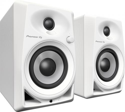 Акустическая система Pioneer DM-40-W белый акустическая система pioneer s dj50x w белый