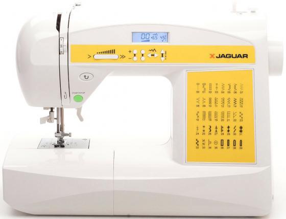Швейная машина Jaguar 590 белый швейная машина vlk napoli 2400