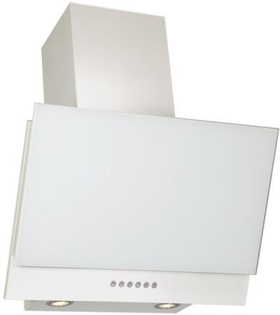 Вытяжка каминная Elikor Жемчуг 60П-700-Е4Д перламутровый/белое стекло ironfix 568 60 700
