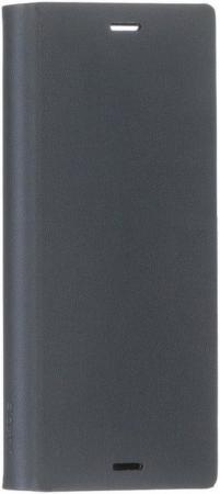 Чехол SONY SCSF20 для X Compact черный