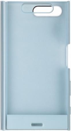 Чехол SONY SCTF20 для X Compact голубой