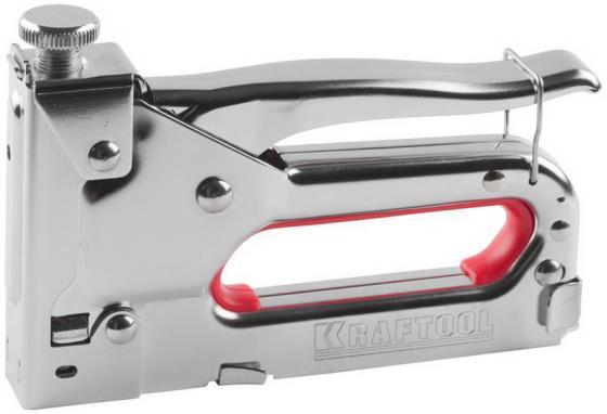 Степлер Kraftool 3187 отвертка kraftool 25550 h10