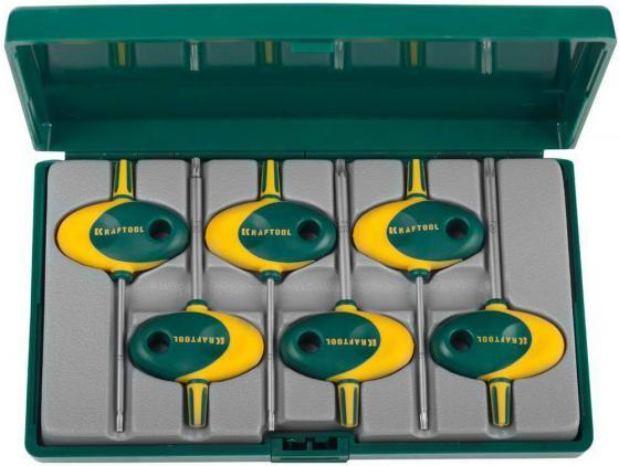 Набор ключей для точных работ Kraftool Expert 6шт 27440-H6 набор ключей kraftool 27033 h6c