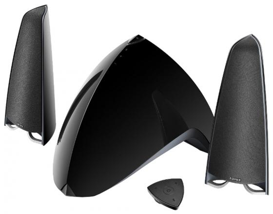 Колонки Edifier E3360BT 2x12 Вт + 40W черный