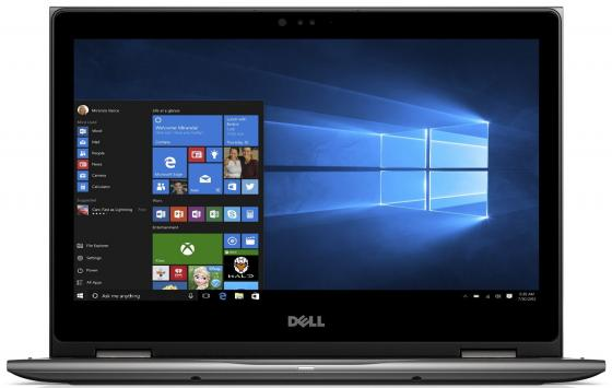 Ноутбук DELL Inspiron 5378 13.3 1920x1080 Intel Core i5-7200U 1 Tb 8Gb Intel HD Graphics 620 серый Windows 10 Home 5378-0018 ноутбук трансформер dell inspiron 5378 13 3 intel core i5 7200u 2 5ггц 8гб 256гб ssd intel hd graphics 620 windows 10 home 5378 0384 серый