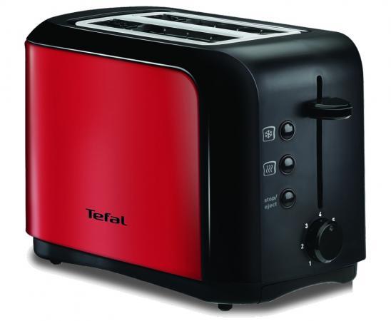 лучшая цена Тостер Tefal TT356E30 красный