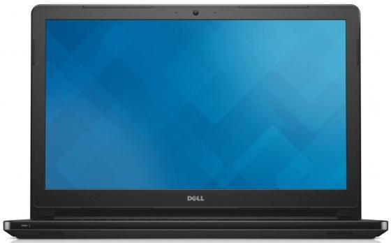 Ноутбук DELL Vostro 3568 15.6 1366x768 Intel Pentium-4405U 1Tb 4Gb Intel HD Graphics 510 черный Linux 3568-0391