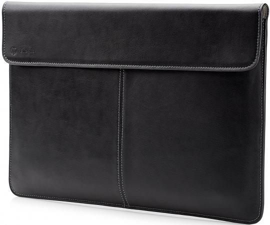 Чехол для ноутбука 13.3 HP M5B12AA кожа черный