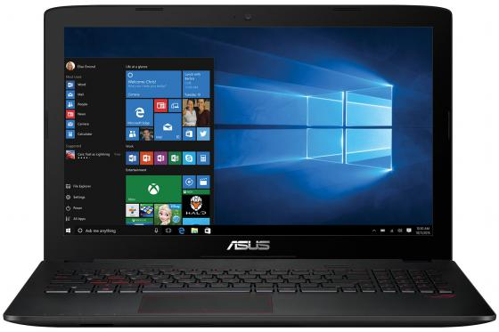Ноутбук ASUS GL552VW-CN481T 15.6 1920x1080 Intel Core i7-6700HQ 2 Tb 8Gb nVidia GeForce GTX 960M 2048 Мб серый Windows 10 Home 90NB09I3-M05680 samsung rs 552 nruasl