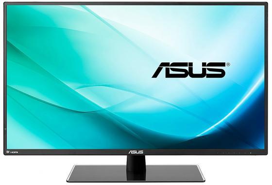 Монитор 32 ASUS VA32AQ черный IPS 2560x1440 250 cd/m^2 5 ms HDMI DisplayPort VGA Аудио USB 21 5 asus vs229ha va 1920x1080 250 cd m^2 5 ms dvi hdmi vga 90lme9001q02231c