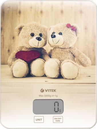 Весы кухонные Vitek VT-8025 MC рисунок кухонные весы redmond rs 736 полоски