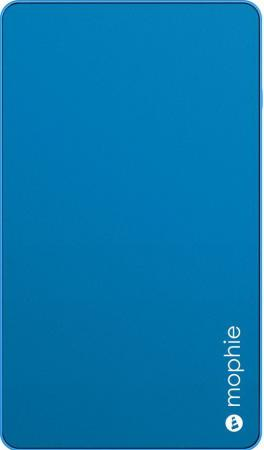 все цены на  Портативное зарядное устройство Mophie PowerStation Mini 3000мАч синий 3558  онлайн