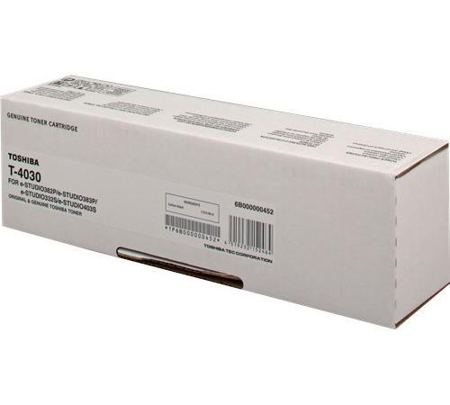 Тонер-картридж Toshiba -4030 для e-STUDIO382P/332S/403S черный 12000стр 6B000000452